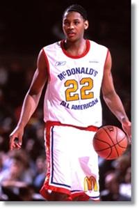 Carmelo Anthony  2002  - Game Carmelo Anthony 2002